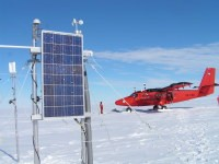 Powering remote equipment in Antarctica
