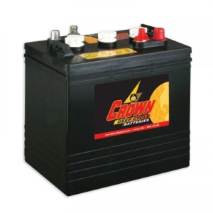 6V 220Ah Crown Battery
