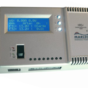 Rutland HRDi wind and solar charge controller