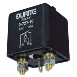 Durite split charge relay