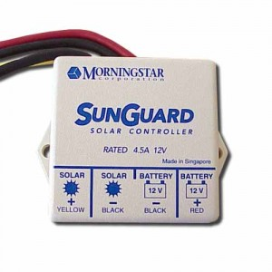 sunguard sg4 regulator